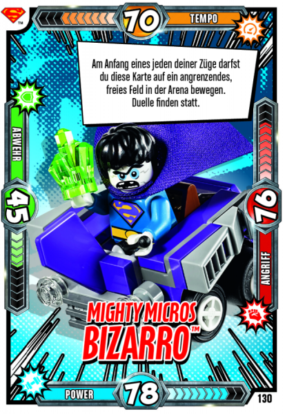 Nummer 130 | Mighty Micros Bizarro