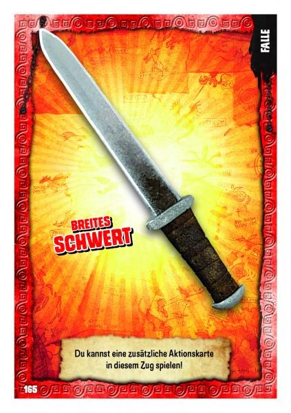 Nummer 165 I Breites Schwert
