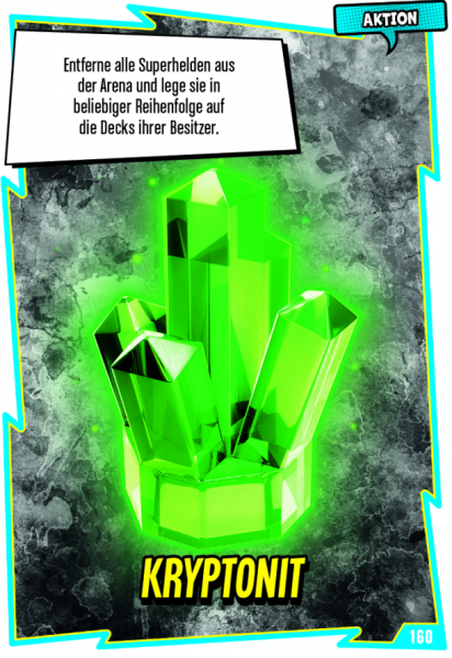 Nummer 160 | Kryptonit
