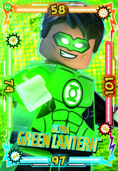 Nummer 31 | Ultra Green Lantern