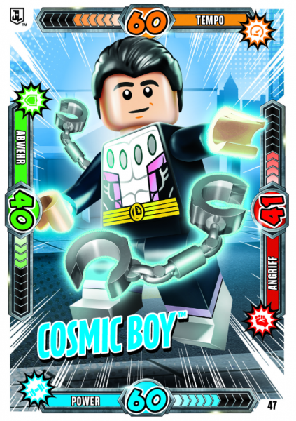 Nummer 47   Cosmic Boy