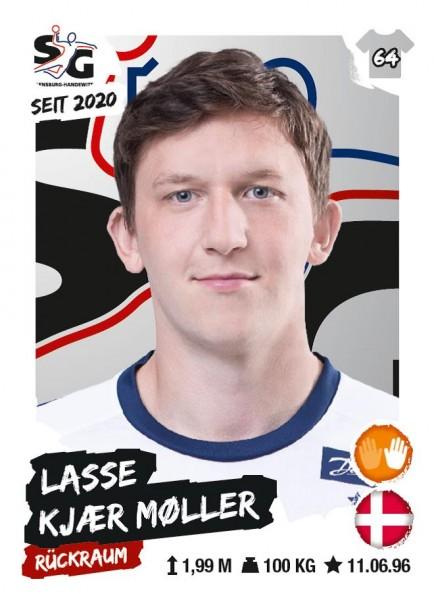 Handball 2020/21 Sticker Nummer 027