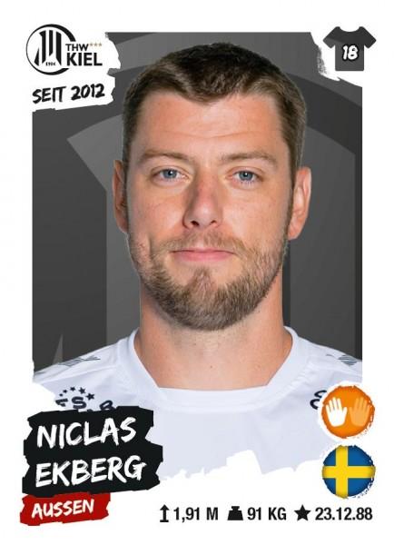 Handball 2020/21 Sticker Nummer 014