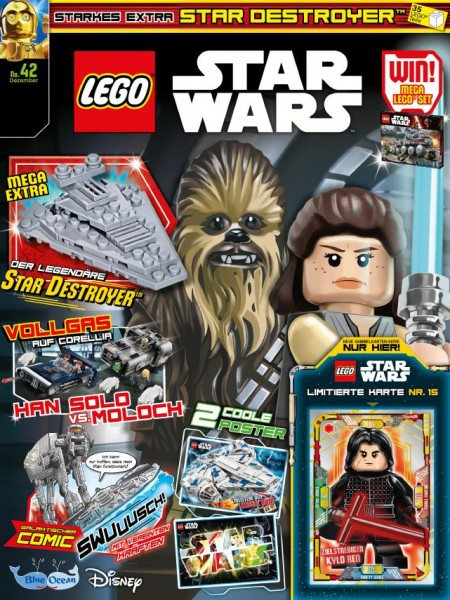 LEGO Star Wars 42/2018
