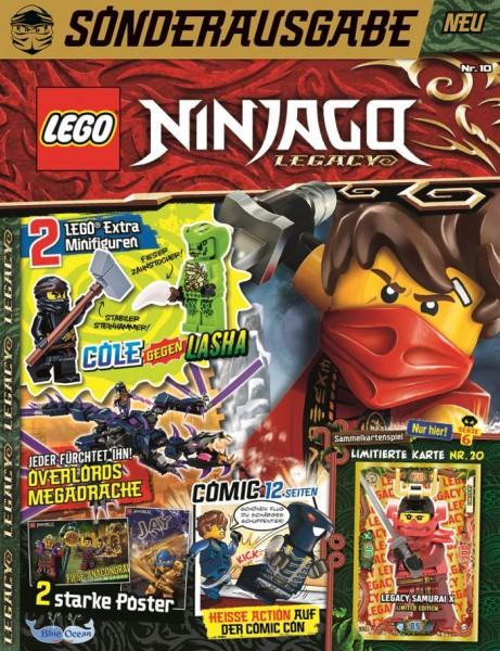 LEGO NINJAGO Legacy 10/2021
