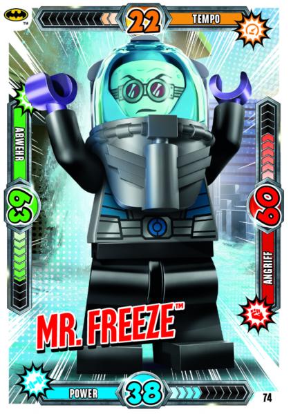 Nummer 74 | Mr. Freeze