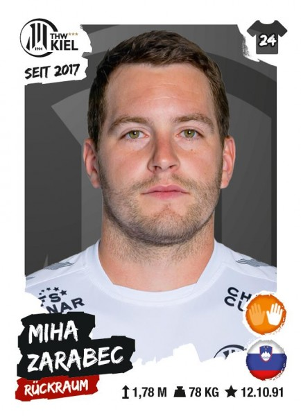 Handball 2020/21 Sticker Nummer 008