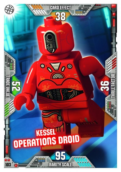 Nummer 103 | Kessel Operations Droid