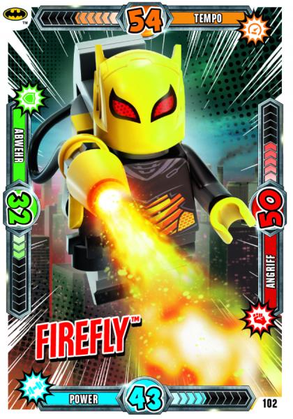 Nummer 102 | Firefly