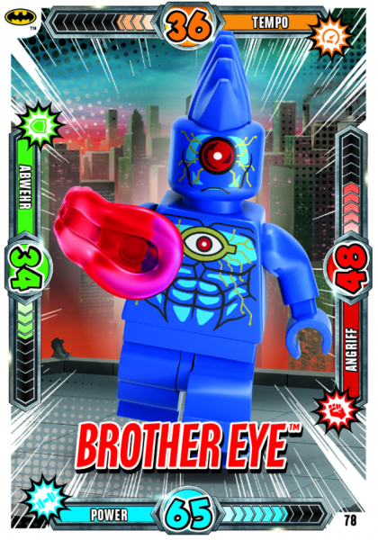Nummer 78 | Brother Eye