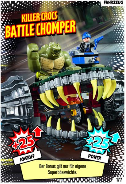 Nummer 177 | Killer Crocs Chomper