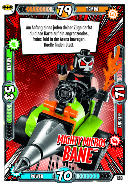 Nummer 128 | Mighty Micros Bane