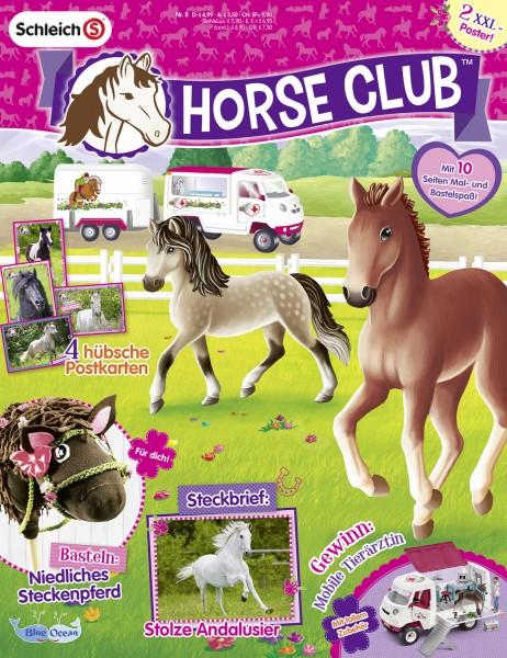 Horse Club 08/2017