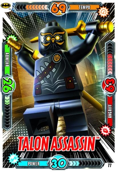 Nummer 77 | Talon Assassin