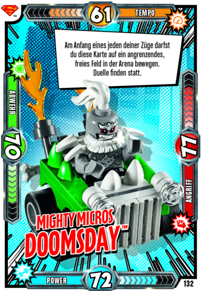 Nummer 132 | Mighty Micros Doomsday