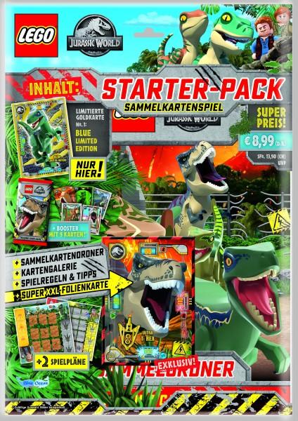 LEGO Jurassic World TCG Starter-Pack
