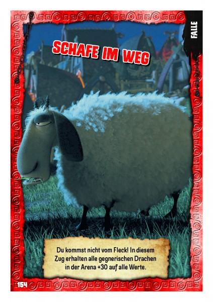 Nummer 154 I Schafe im Weg