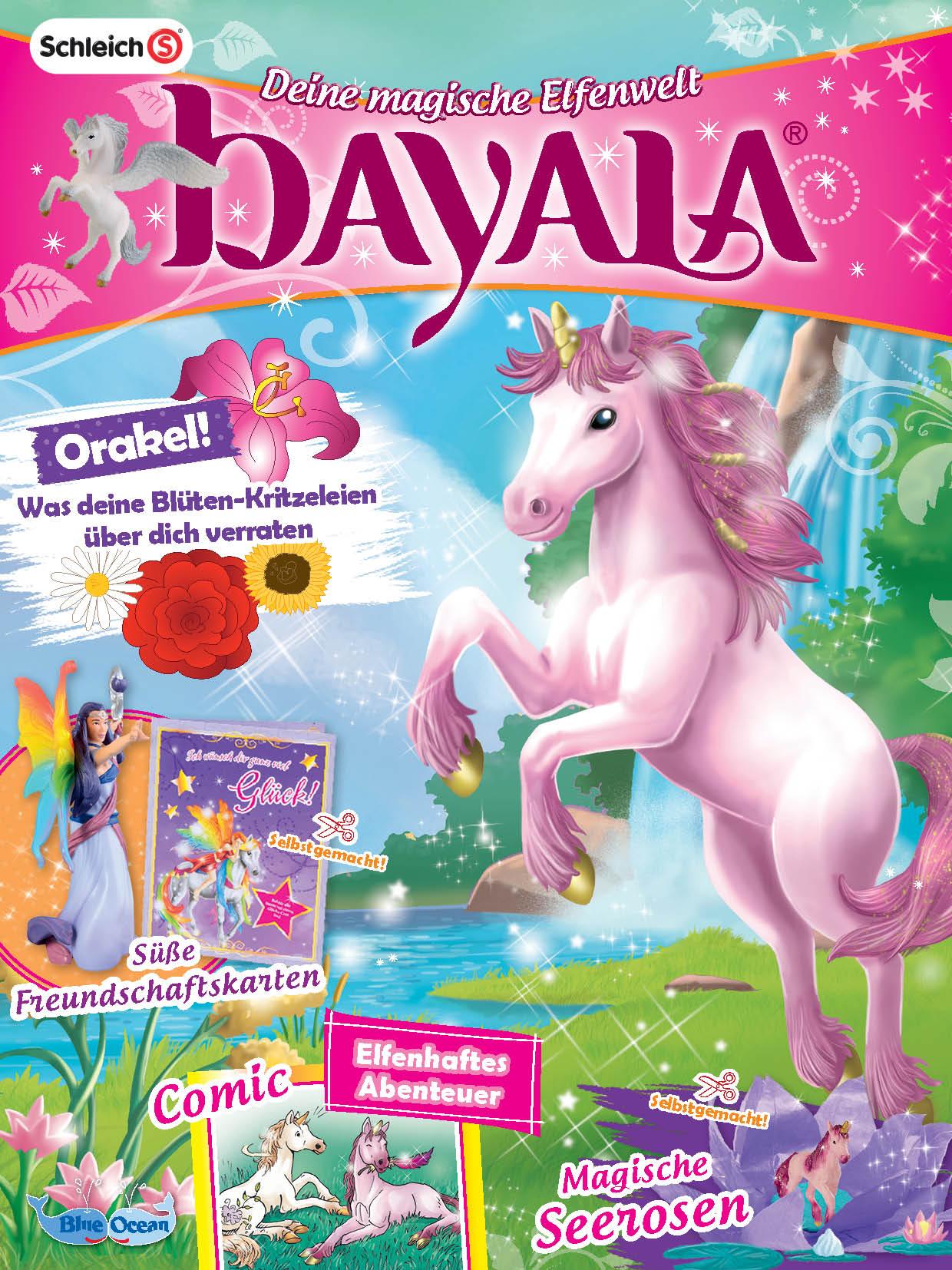 Bayala Magazin Nr 032015 Blue Ocean Entertainment Ag