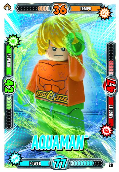 Nummer 28 | Aquaman