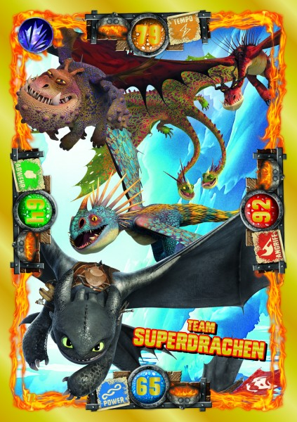 Nummer 072 I Team Superdrachen