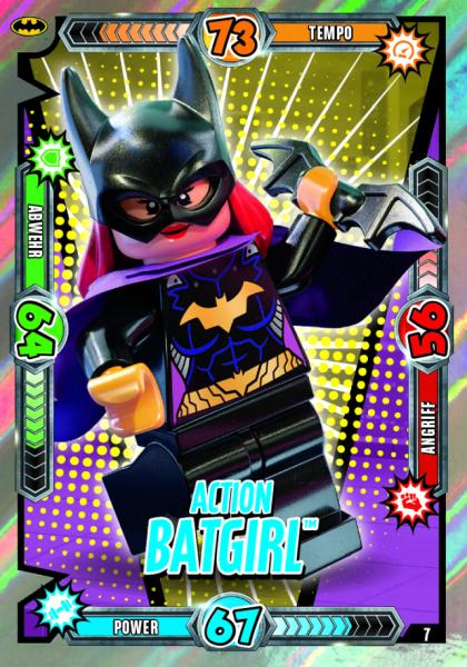 Nummer 07 | Action Batgirl