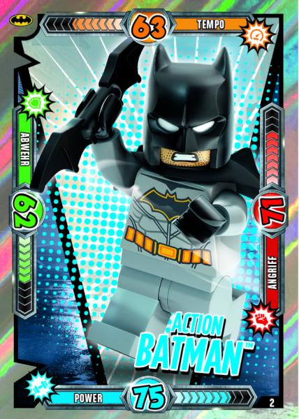 Nummer 02   Action Batman