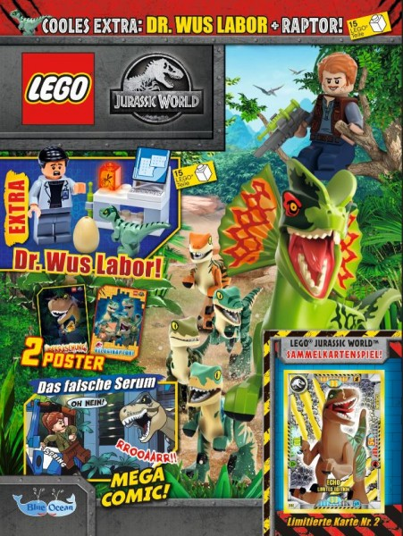 LEGO Jurassic World 12/2021