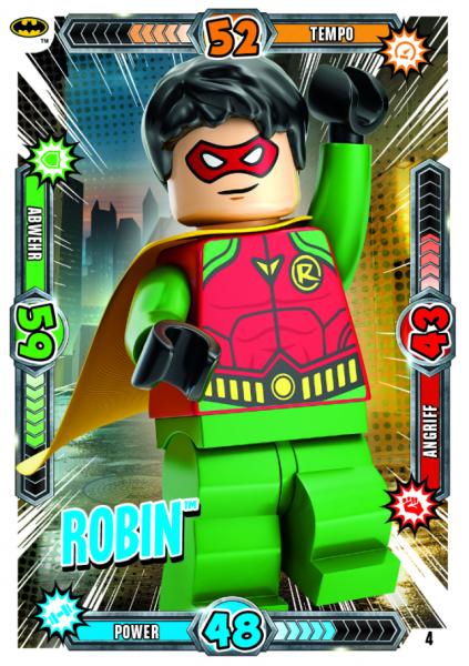 Nummer 04 | Robin