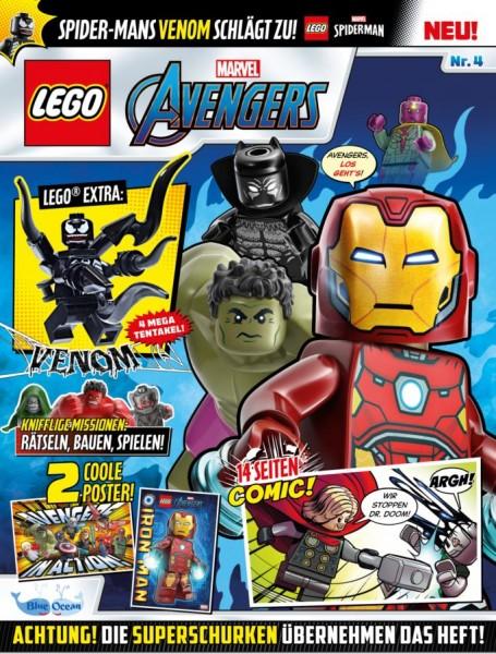 LEGO Marvel Avengers 04/2021