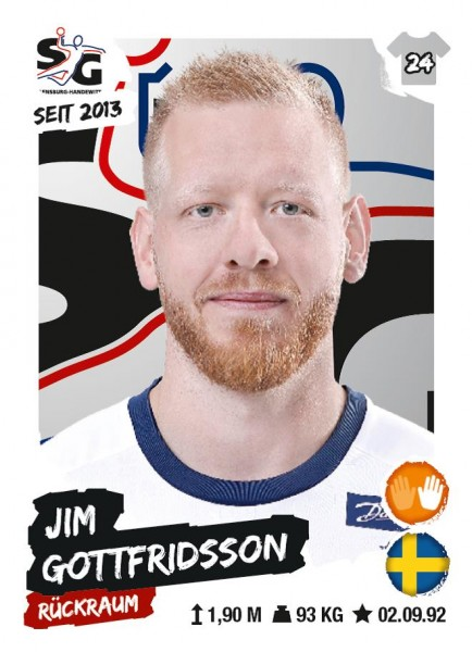 Handball 2020/21 Sticker Nummer 025