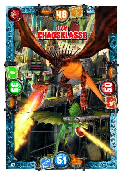 Nummer 067 I Team Chaosklasse