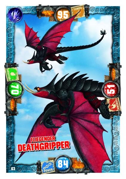 Nummer 063 I Fliegender Deathgripper