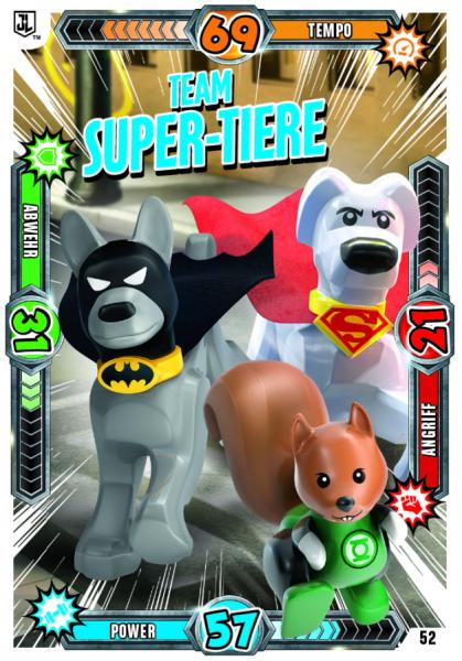 Nummer 52 | Team Super-Tiere