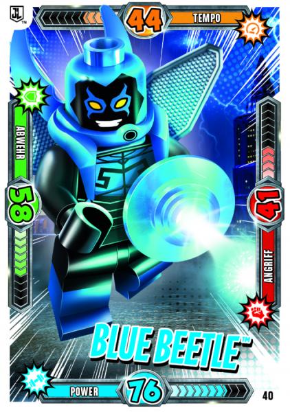 Nummer 40 | Blue Beetle