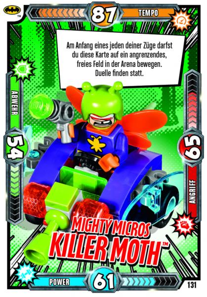 Nummer 131 | Mighty Micros Killer Moth