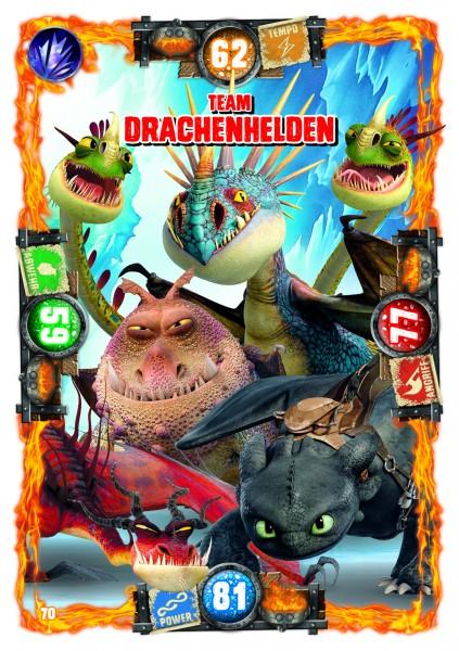 Nummer 070 I Team Drachenhelden