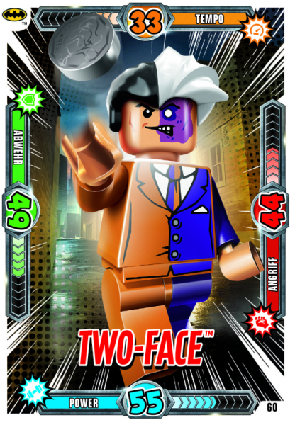 Nummer 60 | Two-Face