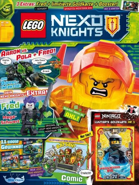 LEGO NEXO Knights 26/2018