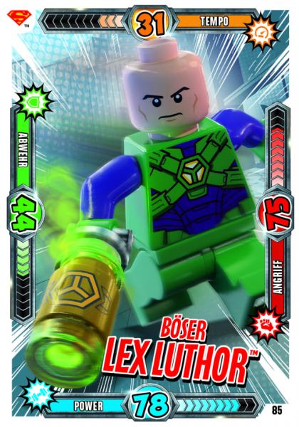 Nummer 85 | Böser Lex Luthor