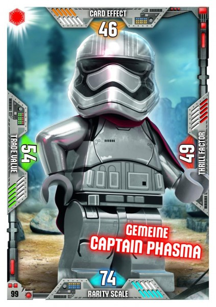 Nummer 99 | Gemein Captain Phasma