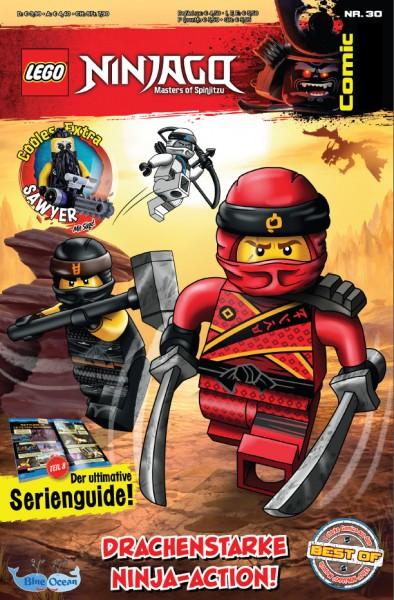LEGO Ninjago Comic 30/2019