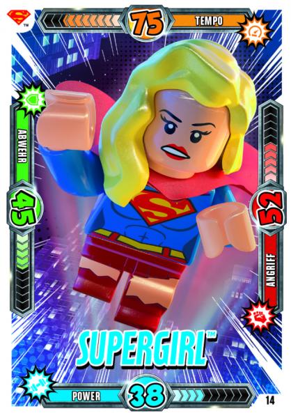 Nummer 14 | Supergirl