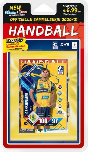 Handball 2020/21 Blister Variante C: Gensheimer