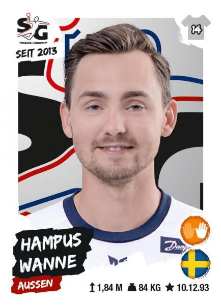 Handball 2020/21 Sticker Nummer 029