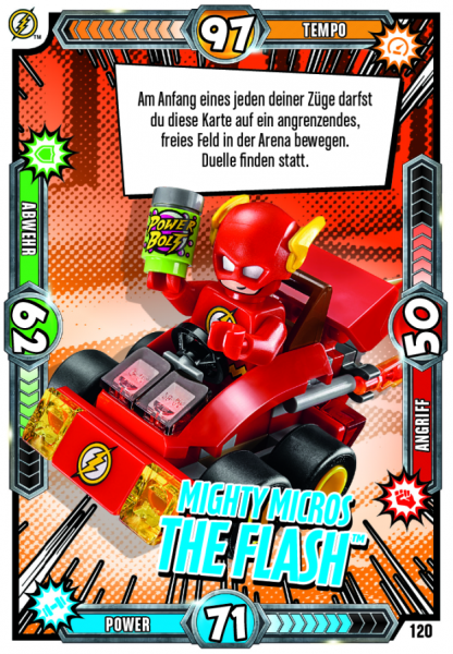 Nummer 120 | Mighty Micros The Flash