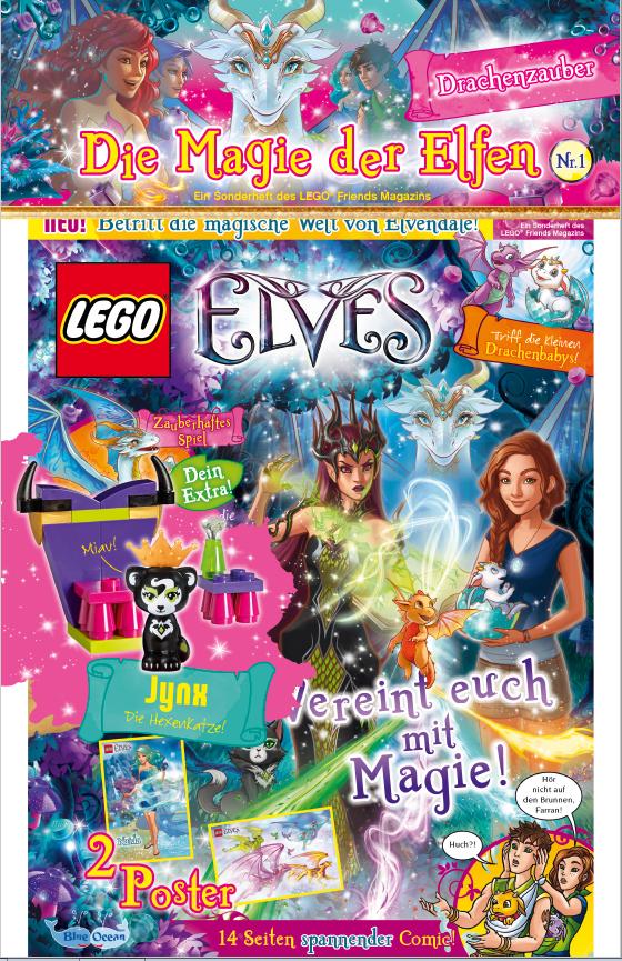 Lækker LEGO® Elves 02/2016 | Blue Ocean Entertainment AG PC-43
