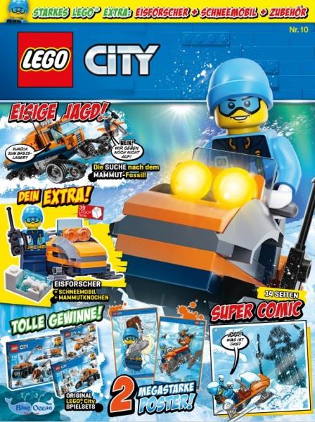 LEGO City 10/2018