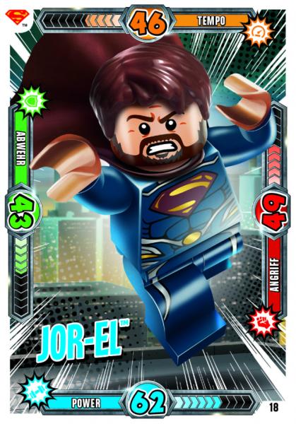 Nummer 18 | Jor-El