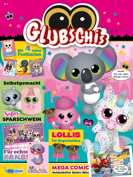 Glubschis Magazin 04/2020