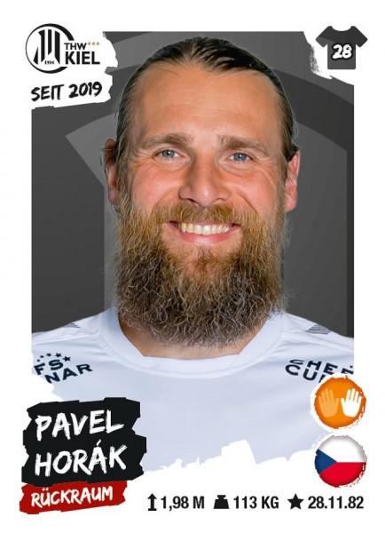 Handball 2020/21 Sticker Nummer 009